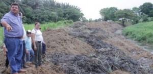 Gobierno de Teapa y CEAS buscan concretar nueva planta de captación de agua potable