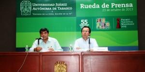 Celebrará UJAT 55 aniversario con la Full Tabasco 2013