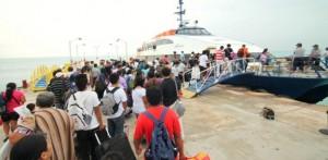 Viajaran más cozumeleños, tras reducción de la tarifa del Barco: APIQROO