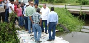 Supervisa alcalde de Centro acciones para evitar afectaciones