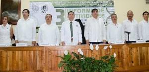 Excelencia académica de Ciencias de la Salud en la UJAT trasciende fronteras: Piña Gutiérrez