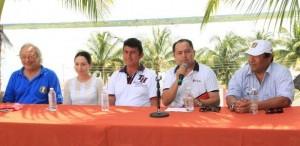 Presentan Regata Vela en Bacalar 2013