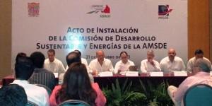 Instalan la AMSDE en Carmen Campeche