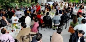 Unidad en favor de Veracruz: Javier Duarte