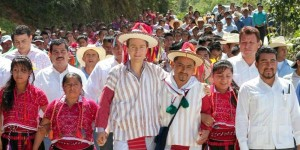 Infraestructura, elemento indispensable del progreso en Chiapas: Manuel Velasco Coello