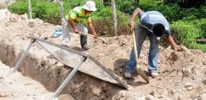 Anuncia gobernador 34 millones de pesos en infraestructura hidráulica y sanitaria en Bacalar