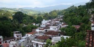 Pueblo mágico en Tapijulapa Tabasco abandonado