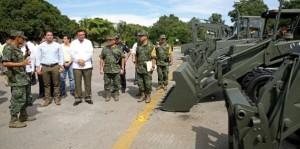Refuerza Yucatán su capacidad de reacción ante fenómenos naturales