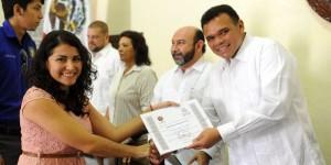 Resaltan interés de estudiantes en las actividades legislativas de Yucatán