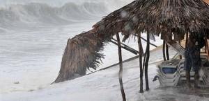 Otra nueva depresión tropical en el Pacífico