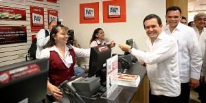 Con atractivas ofertas y descuentos, inicia en Yucatán «El buen fin»