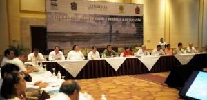 Realizan en Cancún XI sesión del consejo de cuenca Península de Yucatán