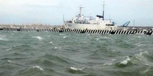 Cerrado puerto de Veracruz a todo tipo de navegación