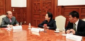 Establecen los gobierno de México y China una agenda bilateral en materia de comunicación social