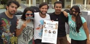Movember invade el Campus Cozumel de la UQROO