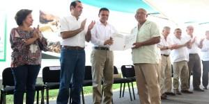 Gobierno de Yucatán canaliza más de 15 millones de pesos en créditos para productores agropecuarios