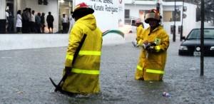 Emite Gobernación declaratoria de emergencia para Tabasco y Quintana Roo