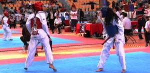 Suma Veracruz una plata y dos bronces en la categoría juvenil del nacional de taekwondo