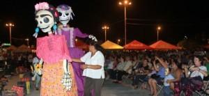 Un éxito festival de día de muertos organizado por el Ayuntamiento de Benito Juárez