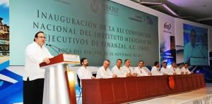 Veracruz una de las economías más sólidas de México: Javier Duarte