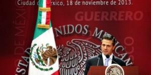 En 2014 la prioridad educación, infraestructura, salud y no en más burocracia: Enrique Peña