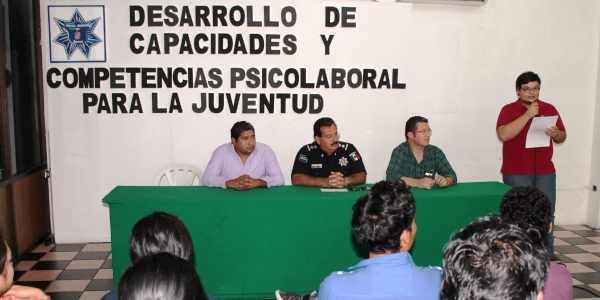 Establece alcalde proyectos para jóvenes paraiseños del Sistema Nacional del Emprendedor (1)