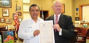 Lafayette Louisiana en Estados Unidos y Centla Tabasco en México firman convenio para fortalecer inversiones