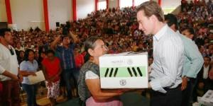 Impulso a la Avicultura para elevar el bienestar económico y social de las familias chiapanecas