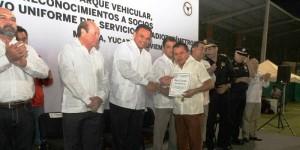 Renueva flotilla Transporte Publico en Yucatán para brindar un mejor servicio