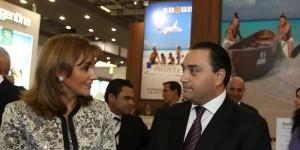 El gobernador Roberto Borge encabeza a la delegación Quintanarroense al Word Travel Market en Londres