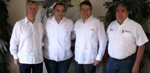 Se reúne el gobernador de Quintana Roo Roberto Borge y el Líder Nacional del SNTE