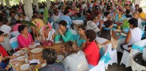Recibe Paraíso Convención Nacional de Trabajadores Jubilados del IMSS