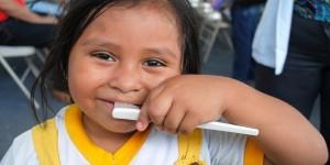 Listo para el arranque de la semana nacional de salud bucal en Quintana Roo