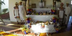 Amplia y diversa celebración de Día de Muertos en Quintana Roo