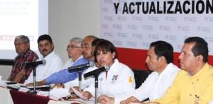 El PRI tiene 4.5 millones de afiliados: Velázquez Valencia