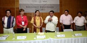 Campeche tendrá recursos para proyectos sociales en 2014: Fernando Ortega
