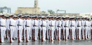 Conmemoran en Veracruz el 22 aniversario de la promulgación del Día de la Armada de México