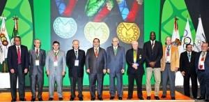 Juegos Centroamericanos proyectarán a Veracruz en el mundo: Javier Duarte