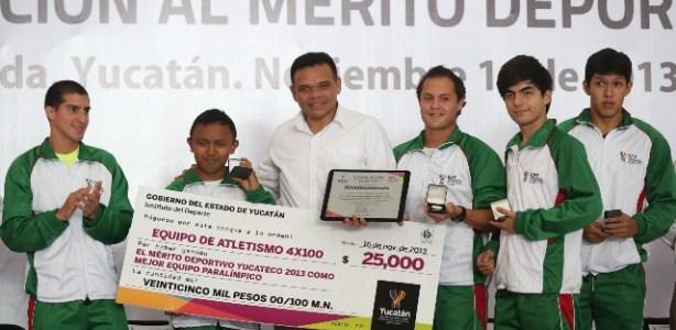 deportistas yucatan