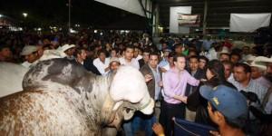 """Garantiza gobierno de Manuel Velasco Coello seguridad en """"Feria Chiapas 2013"""""""