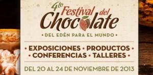 Inicia el IV Festival del Chocolate en Tabasco