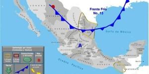 Aumentarán nublados y lluvias en la mayor parte del estado de Veracruz: Protección Civil