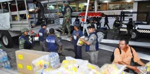 Protección Civil en Veracruz, en alerta permanente por frente frío número 13