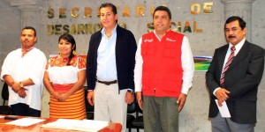 Renuevan estructura de SEDESOL Veracruz para atender a los pueblos indígenas