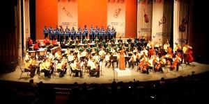 Participa la Sinfónica Esperanza Azteca en celebración del 55 aniversario de la UJAT