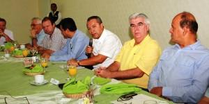 Nada debe limitar el desarrollo de Centro: Humberto de los Santos Bertruy
