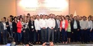 Trabajan gobierno y alcaldes electos agenda común en materia ambiental y económica para Veracruz