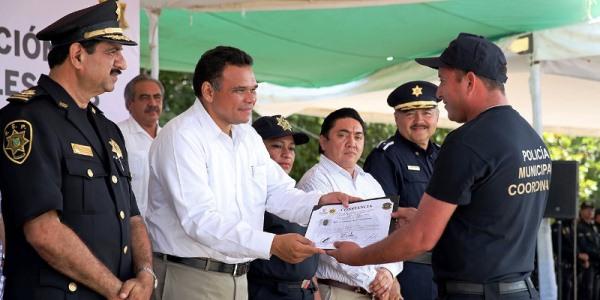Avanza profesionalizacion policiaca en yucatan