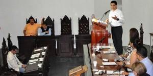 Legisladores en Tabasco dejan solo al secretario de Desarrollo Económico y Turismo