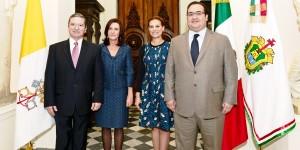 Veracruz mostrará su tradición, riqueza y cultura en el Vaticano: Palacios Alcocer